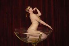 Vintage-burlesque-performer-for-hire-martini-glass