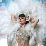 Burlesque Performer 01