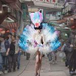 Burlesque Performer 02