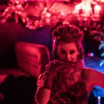 Burlesque Performer 09