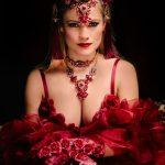 Burlesque Performer 11