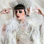 Burlesque performer 23