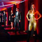James Bond themed hosts hostesses dancers for hire 02