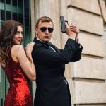 James Bond themed hosts hostesses dancers for hire 08