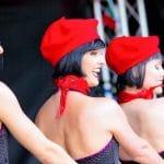 Parisian Themed Dancers 04