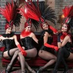 Red black Moulin Burlesque 02