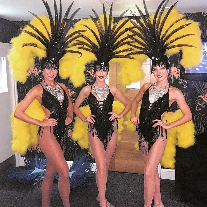 7ccb4e296173d The Vegas Show Girls - Vegas Show Girls | Show Girls for Hire UK
