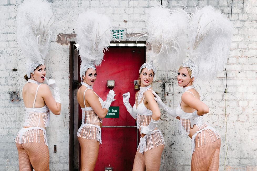 Naked show girls las vegas