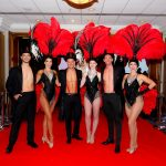 The Vegas Show Girls and Boys for hire